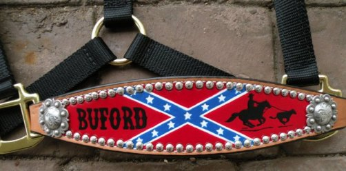 rebel flag halter