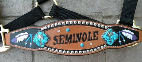 seminole custom halter