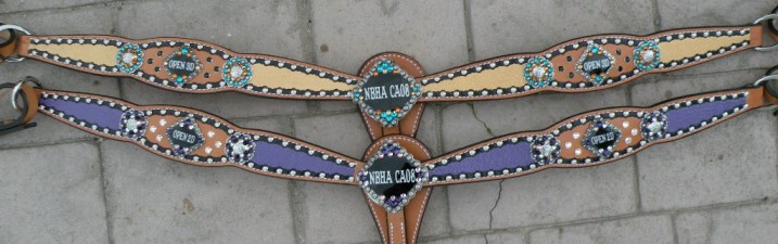 custom award breastcollar