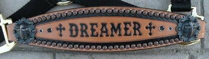 custom halter dreamer copper