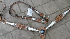 """""""Wicked Edge"""" Stamped Award tack"""