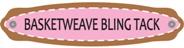 Basketweave Bling Tack