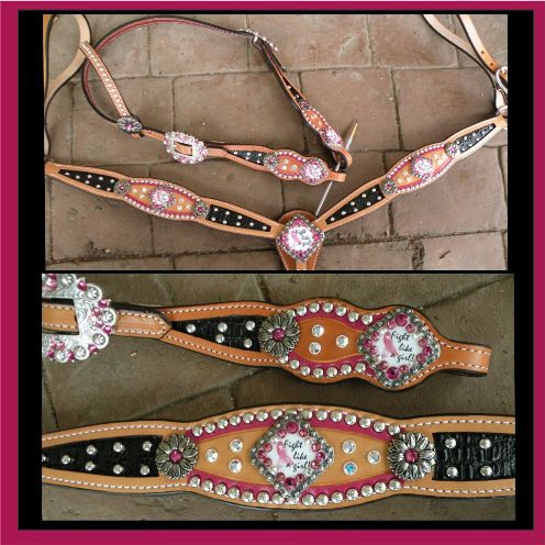 breast cancer tack set