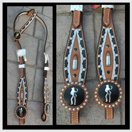 shooter girl headstall
