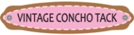 Vintage Concho Tack